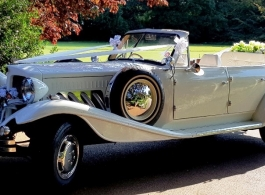 Beauford for wedding hire in London